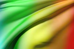 barwiona flagę Zdjęcia Stock