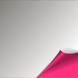 Barwiona krawędź Zdjęcia Stock