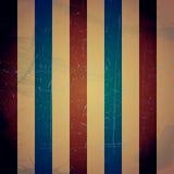 Barwiona pasiasta rocznik tekstura Grunge tło Fotografia Royalty Free