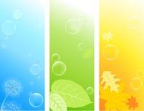 barwiona tło natura Obraz Stock