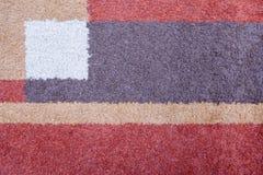 Barwiona wełny tekstura. Zdjęcie Stock