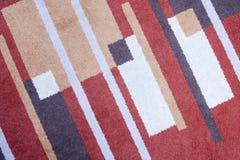 Barwiona wełny tekstura. Zdjęcia Stock