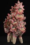 Barwiona zabawka od gliny Zdjęcie Royalty Free
