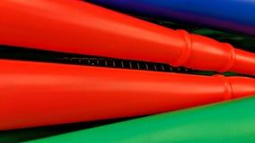 Barwione klingeryt formy ilustracji