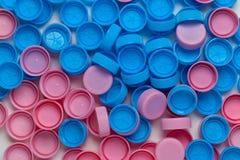 Barwione klingeryt pokrywy zdjęcie stock