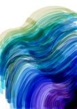 barwione linii Zdjęcie Royalty Free