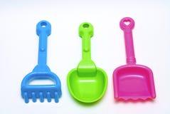 barwione zabawki. Obrazy Stock