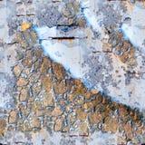Barwionego grunge tła abstrakcjonistyczna tekstura Obraz Stock