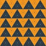 Barwionej siatki bezszwowy wzór Obrazy Stock