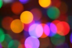 Barwioni światła Zdjęcia Stock
