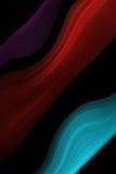 barwioni abstraktów przedmioty Zdjęcia Royalty Free