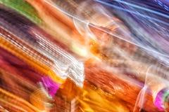 barwioni abstraktów punkty Obrazy Stock