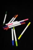 Barwioni atramentów markiery Zdjęcie Royalty Free
