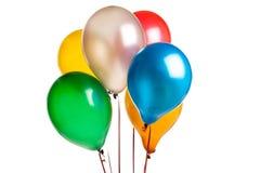 Barwioni balony Obraz Royalty Free
