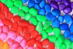 barwioni mali klejnoty zdjęcie royalty free