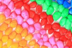 barwioni mali klejnoty obraz stock