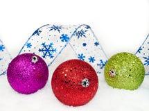 Barwioni ornamenty zdjęcie royalty free
