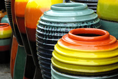 Barwioni słoje Fotografia Stock