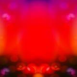 Barwiony abstrakcjonistyczny tło Zdjęcia Stock