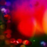 Barwiony abstrakcjonistyczny tło Obraz Royalty Free