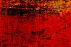 Barwiony abstrakcjonistyczny tło Zdjęcie Royalty Free