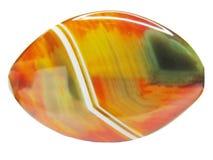 barwiony agata kryształ Fotografia Stock