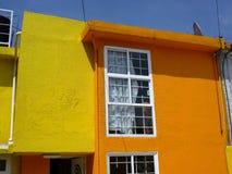 barwiony domowy zwrotnik zdjęcie stock