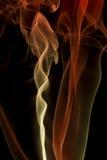 Barwiony dym Fotografia Stock