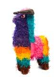 barwiony koński wielo- pinata Zdjęcia Stock