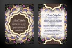 Barwiony Obusieczny kartka z pozdrowieniami Fotografia Royalty Free