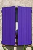 Barwiony okno Obraz Royalty Free
