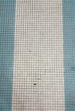 Barwiony płytka bruk Obraz Stock