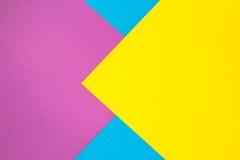 Barwiony papierowy tło Fotografia Stock