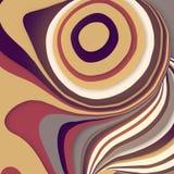 Barwiony pokrojony kształt Komputery wytwarzający abstrakcjonistyczni geometryczni 3D odpłacają się ilustrację ilustracji