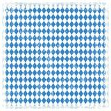 Barwiony rocznika tło z biel ramą Obraz Royalty Free