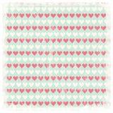 Barwiony rocznika tło z biel ramą Zdjęcie Royalty Free