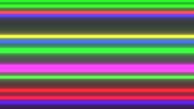 Barwiony VJ materiał filmowy, tło tekstury linie ilustracji