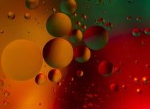Barwiony wszechświat Obrazy Royalty Free