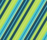 Barwionych sześcianów tła 3d bezszwowy deseniowy rendering Fotografia Stock