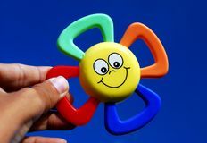 barwniki zabawki Zdjęcia Royalty Free