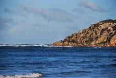 Barwon dirige la falaise Image libre de droits