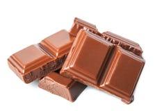 bary czekoladowej głębii pola płycizny Zdjęcie Royalty Free