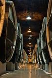 baryłki lochów wina winemakers Obraz Stock