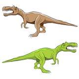 Baryonyxdinosaurus Stock Foto