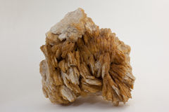 Baryte Photos stock