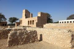 Barzan塔在多哈,卡塔尔 库存照片
