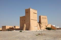 Barzan塔在多哈,卡塔尔 免版税库存图片