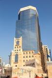 Barzan Tower in Doha de stad in, Qatar Stock Fotografie