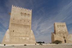 Barzan Towers Royalty Free Stock Image