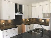 Barzotti custom kitchen royalty free stock image